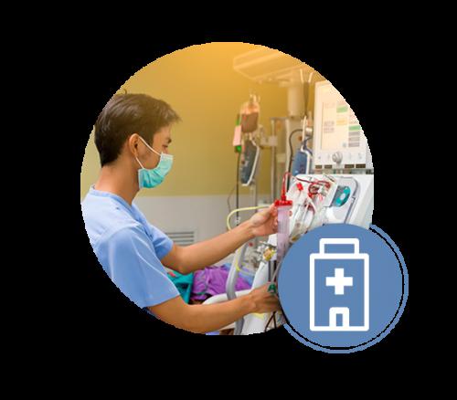 Operación de Hospitales