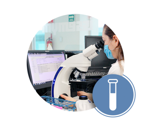 Servicio integral de laboratorio